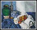 Still life with Apples - Cross Stitch Chart