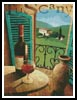 Tuscany 2 - Cross Stitch Chart