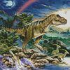 Tyrannosaur (Crop) - Cross Stitch Chart