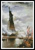 Unveiling the Statue of Liberty - Cross Stitch Chart