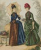 Victorian Fashions 2 - Cross Stitch Chart