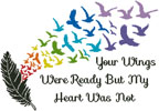 Your Wings (Rainbow 2) - Cross Stitch Chart