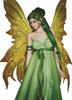 Fairy of the Forest (No Background) - Cross Stitch Chart