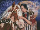Power and Magic of the Horse - Cross Stitch Chart