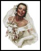 Retro Bride - Cross Stitch Chart